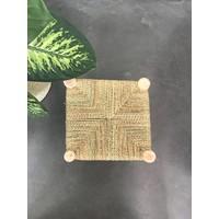Single stool wicker