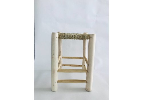 Maroc Handmade Single stool wicker