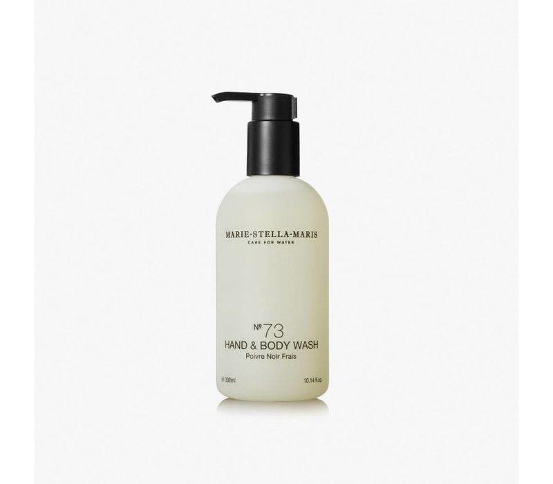 Hand & Body Wash Poivre Noir Frais 300 ml