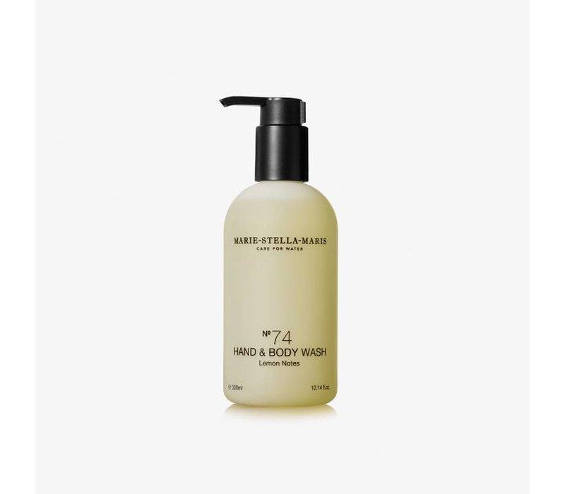 Hand & Body Wash Lemon Notes 300 ml