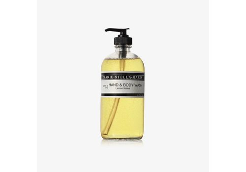 Marie-Stella-Maris Marie-Stella-Maris Hand & Body Wash Lemon Notes 470 ml
