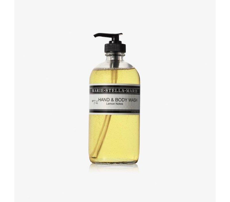 Hand & Body Wash Lemon Notes 470 ml