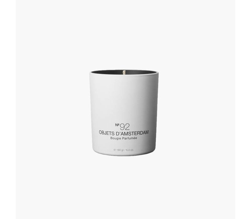 Eco Candle Objets d'Amsterdam 180 gr