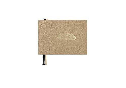 Papette BOOX | smal-pluim 'Gastenboek'-kraft