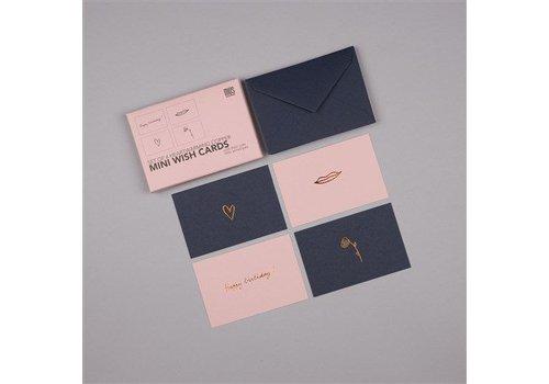 Papette Papette Hot Copper Set Minicards