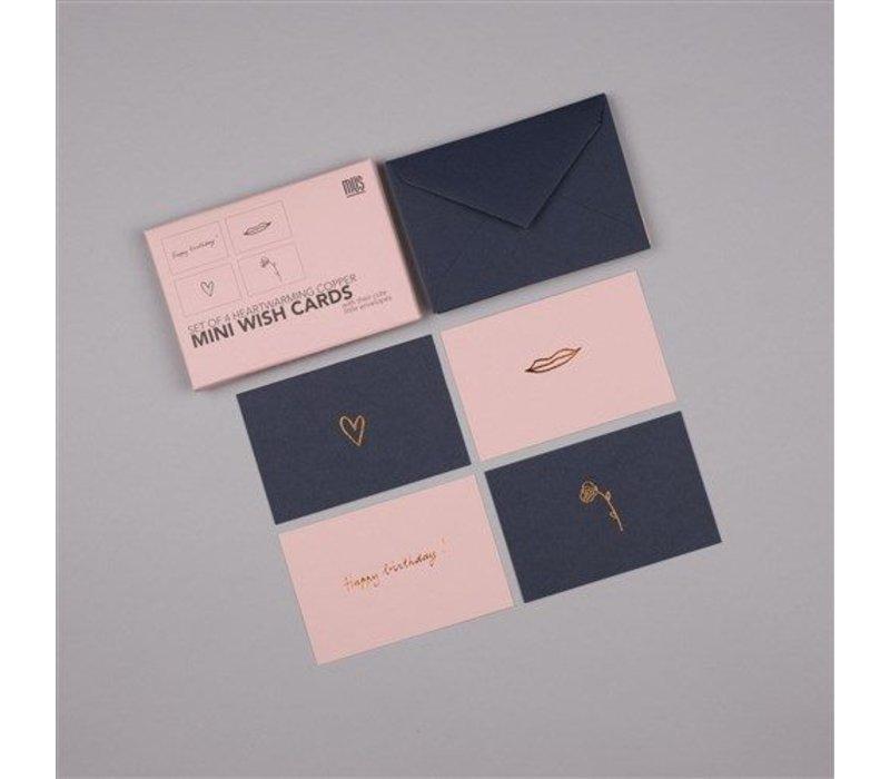 Hot Copper Set Minicards