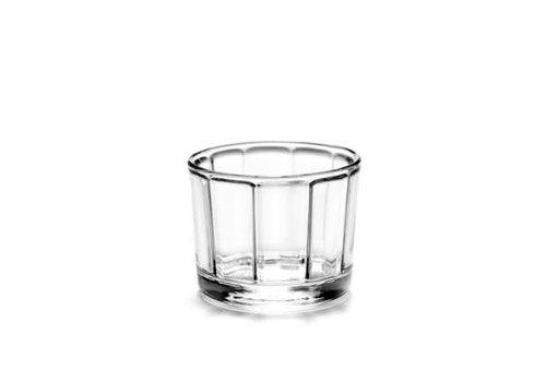 Serax Serax glas surface laag tumbler Sergio Herman s/4