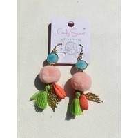 Earrings Candy Sweet