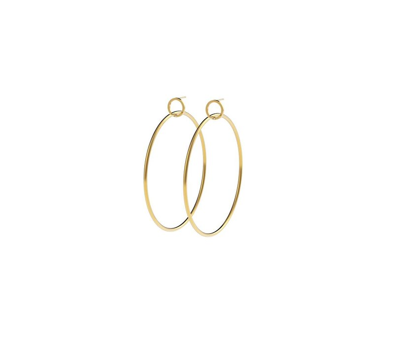 Diamanti Per Tutti Mary S Earring  Yellow