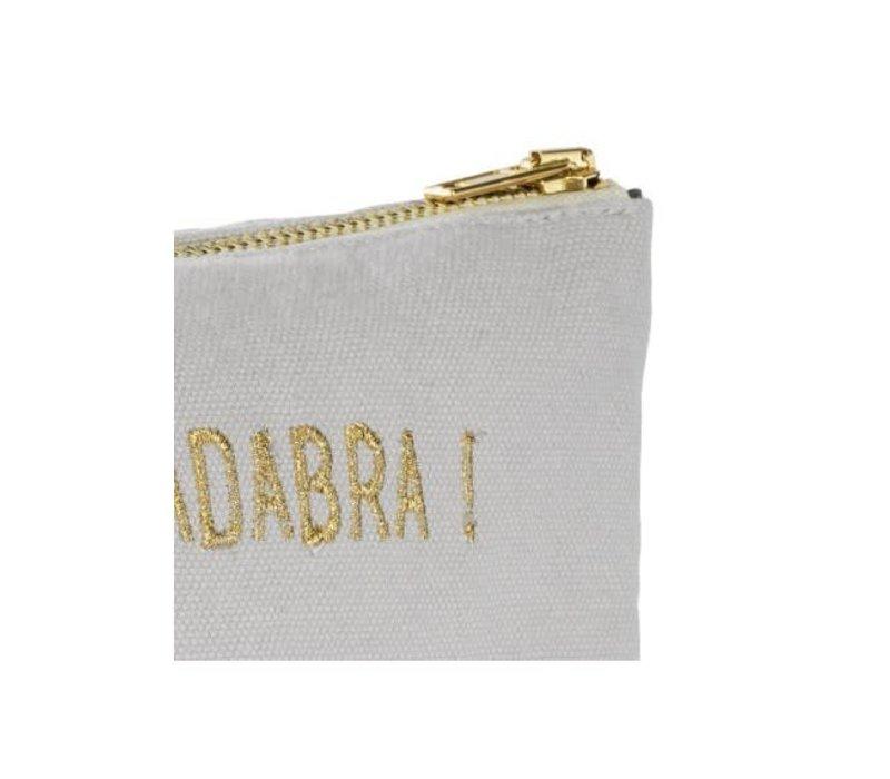 Toiletzakje / Toiletry bag abracadabra craie PM