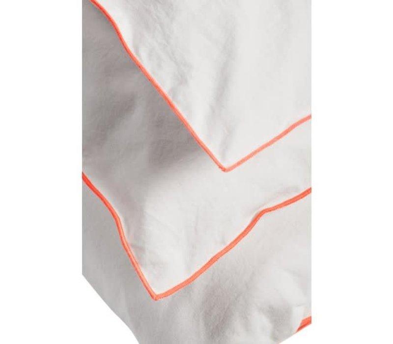 La cerise sur le gâteau Dekbedovertrek swann sugar fluo  240