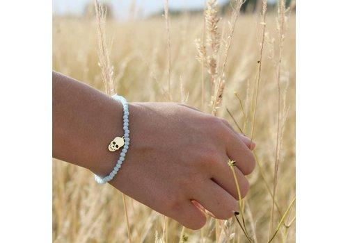 Jewelry Candy Sweet Bracelet Candy sweet pastel blue
