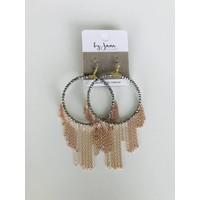 Earrings bangles boho Candy Sweet
