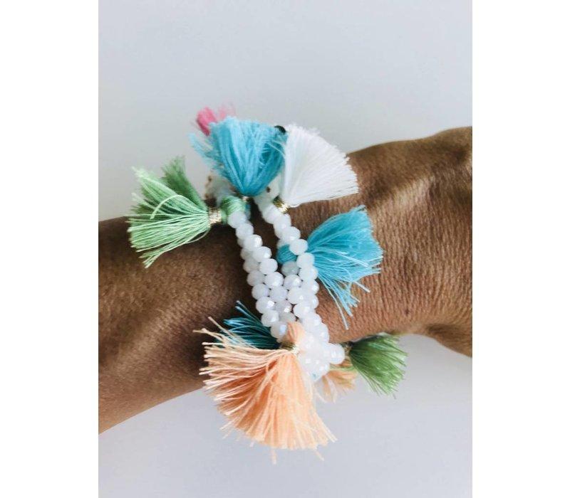 Armband Tassels Candy Sweet