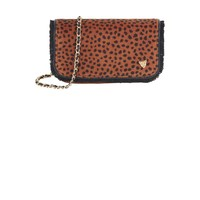 Pom Amsterdam Bag Furry Leopard