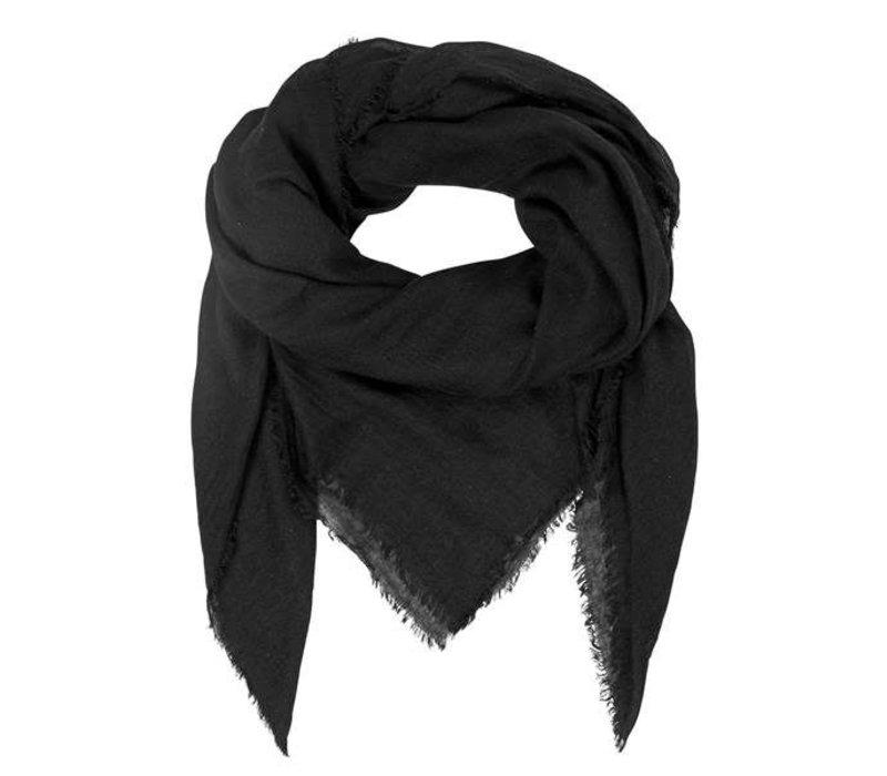 Becksöndergaard wollen sjaal Mill Black