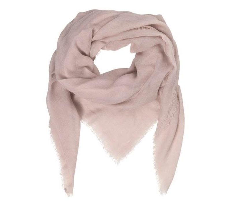 Becksöndergaard wollen sjaal Mill Nude shadow