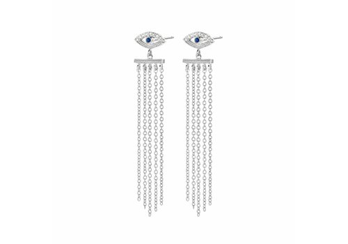 Diamanti per Tutti Diamanti Per Tutti Teardrop Earring White