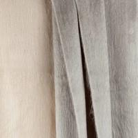 Bufandy Alpaca Sjaal Fabian Doble Winter Pearl
