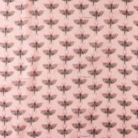Pom Amsterdam Shawl Flying bugs pink
