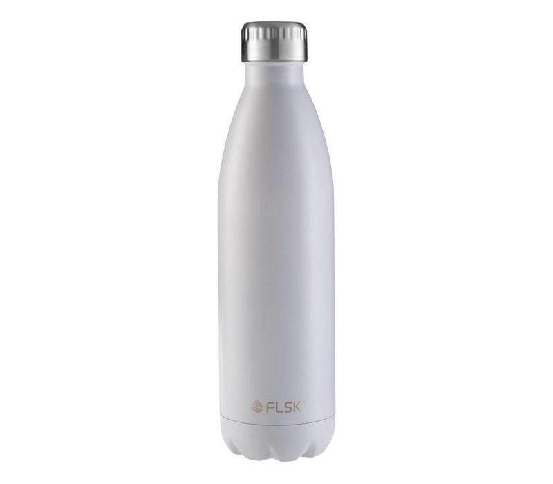 Drink bottle Flask white 750 ml