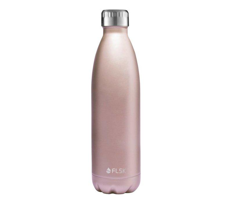 Drink bottle  Flask Roségold 750 ml