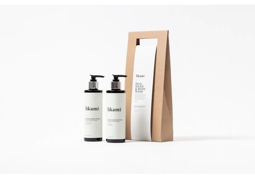 Likami Duo Hand & Body wash kit 250 ml