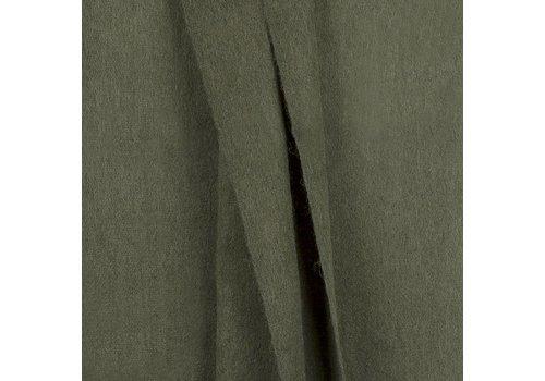 Bufandy Bufandy Alpaca Sjaal Fabian Dark olive