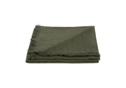 Bufandy Bufandy sjaal Fabian dark olive
