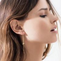 Diamanti Per Tutti X-ray Earring White