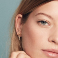 Diamanti Per Tutti Little Treats Earring (single)-White