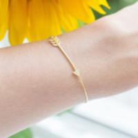 Diamanti Per Tutti  Perth Bracelet Yellow