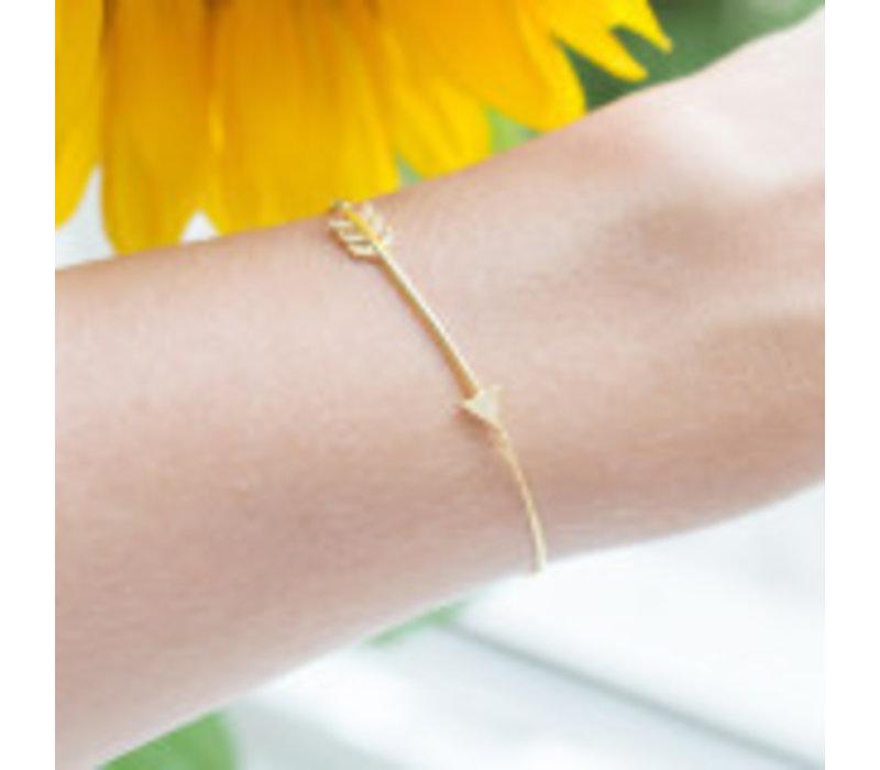 Diamanti Per Tutti  Perth armband Yellow