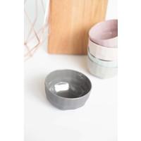 Hübsch bowls s/5 porselein