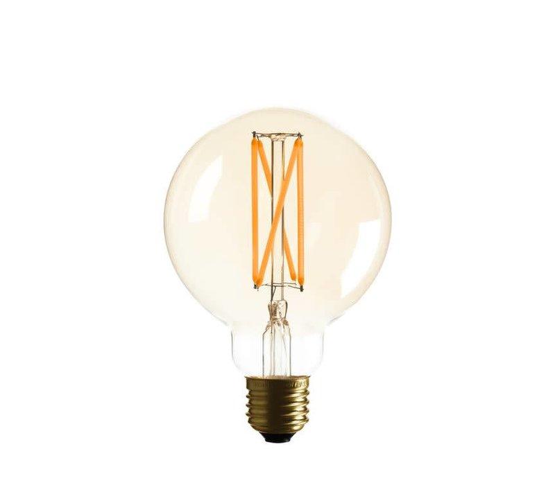 Edgar Home Sol touch tafellamp antique brass