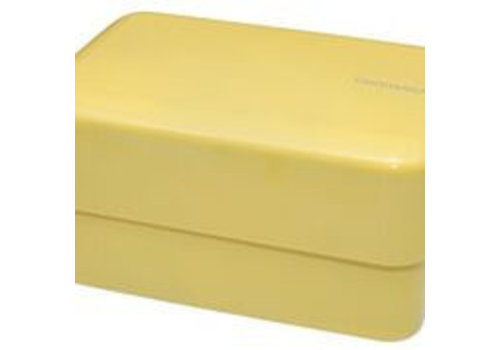 Takenaka Takenaka Bento Box Rechthoek lemon zest