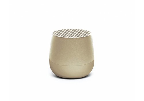 Lexon Lexon Mino Mini Bluetooth Speaker Gold