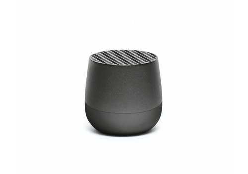 Lexon Lexon Mino Mini Bluetooth Speaker Grey