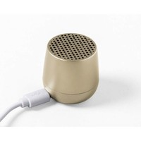 Lexon Mino Mini Bluetooth Speaker Gold