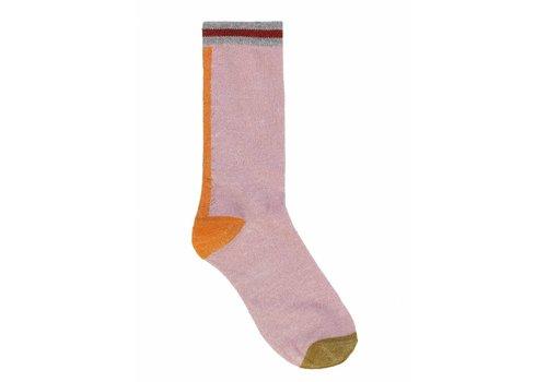 Becksöndergaard Becksôndergaard sokken Dalea Mix rose