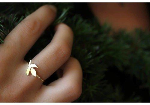 Christelle dit Christensen Christelle Christensen ring aanpasbaar