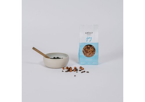 GR'EAT granola Great granola Joy Bio