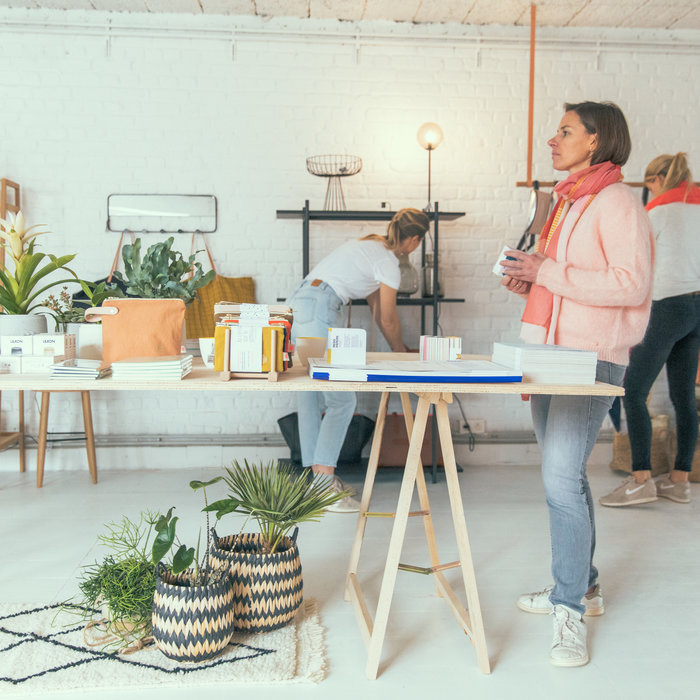 Workshops & Private shopping