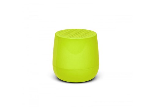 Lexon Lexon Mino Mini Bluetooth Speaker fluo geel