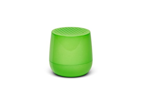 Lexon Copy of Lexon Mino Mini Bluetooth Speaker fluo geel