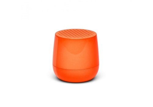 Lexon Lexon Mino Mini Bluetooth Speaker fluo oranje