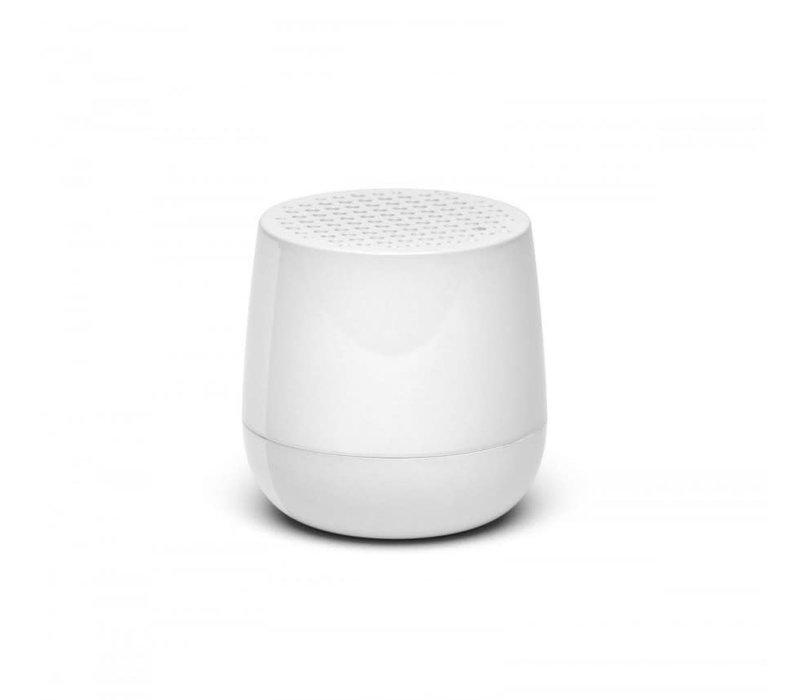 Lexon Mino Mini Bluetooth Speaker wit glossy