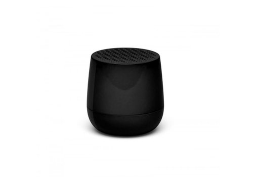 Lexon Lexon Mino Mini Bluetooth Speaker zwart glossy