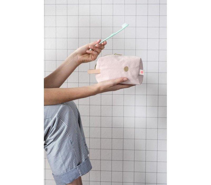 La cerise sur le gateau Pouch Cube Iona biscuit PM
