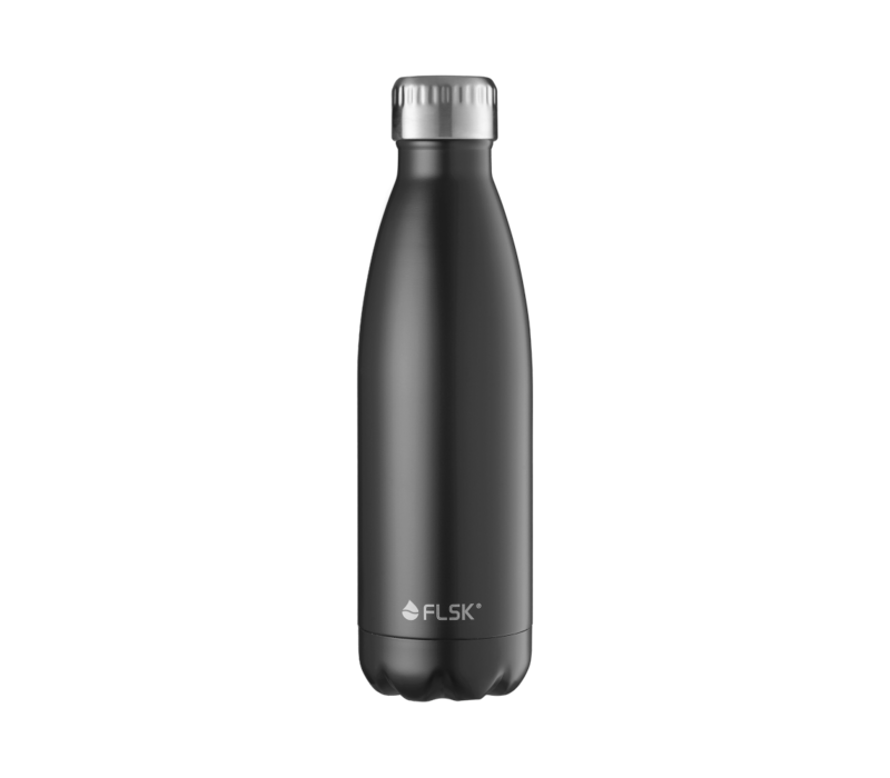 Copy of Drink bottle Flask white marble  500 ml